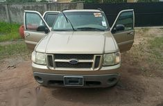 Ford Explorer 2003 Sport Track Automatic Gold for sale