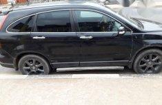 Honda CR-V 2010 Black for sale