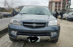 Acura MDX 2004 Gray for sale