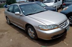 2001 Honda Accord Petrol Automatic for sale