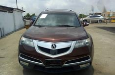 Acura MDX 2010 Brown for sale
