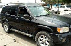 Nissan Pathfinder 2003 Black for sale