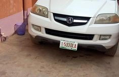 Acura MDX 2006 White for sale