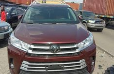 2017 Toyota 4-Runner Petrol Automatic for sale