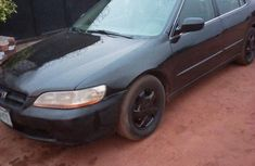 Honda Accord 2000 Black for sale