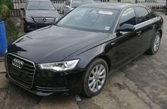 Audi A6 2013 Black for sale