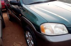 Mazda Tribute 2001 3.0 DX Blue for sale