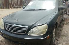 Mercedes-Benz S500 2003 Black for sale
