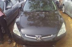 Foreign used Honda Accord, 2005 model, for sale.