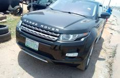 2012 Nigerian used Range Rover evogue for sale
