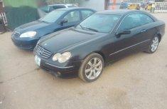 Mercedes-Benz CLK Kompressor 2004 Black for sale
