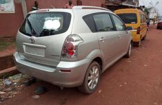 2008 Tokunbo Toyota Corolla Verso for sale