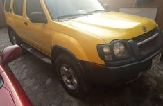 Nissan Xterra 2003 Yellow for sale