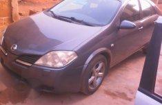 Nissan Primera 2004 Gray for sale