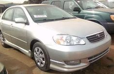 Very clean Toyota corolla for sell for sale