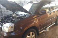 Nissan X-Trail 2005 Automatic Brown for sale