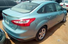 2012 clean Nigerian used Ford focus for sale