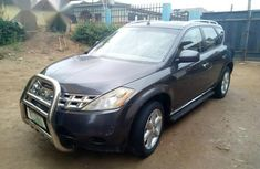 Nissan Murano 2008 Gray for sale