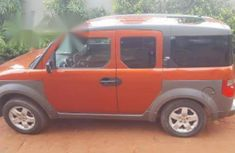 Honda Element 2005 LX Automatic Brown for sale