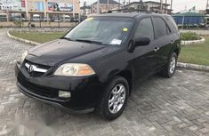 Used Acura MDX 2006 Black for sale in Lagos City
