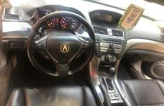 Acura TL 2010 SH-AWD Black for sale