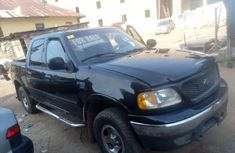FORD F-150 BLACK Foreign Used for sale