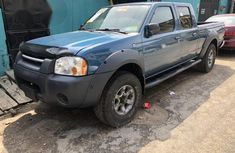 Nissan Frontier 2003 Blue for sale
