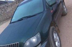 Lexus RX 2003 Green for sale