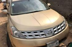 Clean Nissan Murano 2005 for sale
