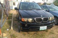 BMW X5 2001 Black for sale