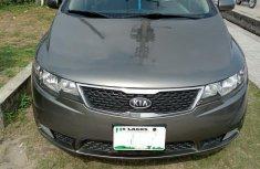 Clean Neat Kia Cerato 2013 Gray For Sale