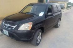 Honda Crv 2003 Black for sale