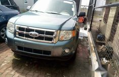 Ford Escape 2012 XLS Blue for sale