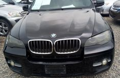 BMW X6 2010 Black for sale