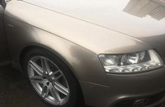 Audi A6 2010 Gold for sale