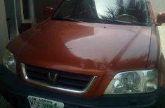 Honda CR-V 1997 Orange for sale
