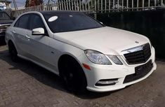 Foreign Used 2012 Mercedes Benz E350 4matic-Needs New Engine. for sale