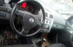 Clean Volkswagen Touran TDI 2008 Gray