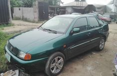 Volkswagen Polo 1999 Green for sale
