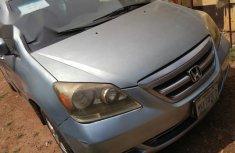 Honda Odyssey 2007 EX Blue for sale