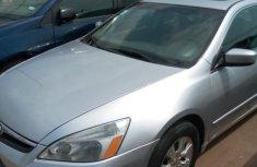 Honda Accord 2007 2.4 Silver for sale
