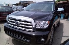 2012 Toyota Sequoia Automatic Petrol well maintained for sale
