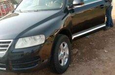 Clean Volkswagen touareg v6 for sale