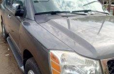 Nissan Armada 2005 4x4 LE Gray for sale