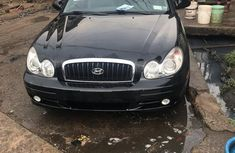 Hyundai Sonata 2005 Black for sale