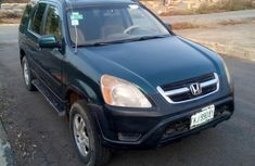 Honda CR-V 2003 Petrol Automatic Green for sale