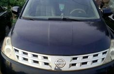 Clean Nissan murano 06 for sale