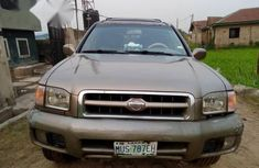 Nissan Pathfinder Automatic 2001 Brown for sale