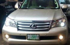 Lexus GX 460 Premium 2012 Gold for sale