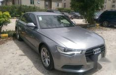 Audi A6 2014 Gray for sale